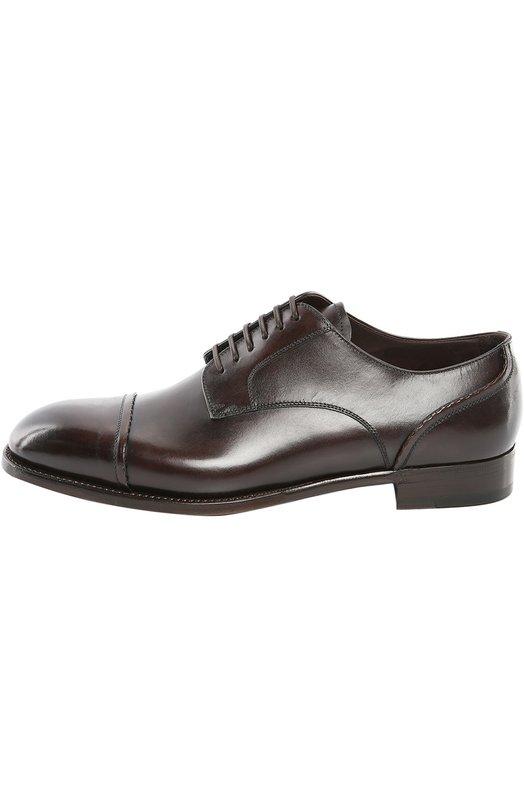 Туфли с набором аксессуаров Brioni QYC6/PZ707