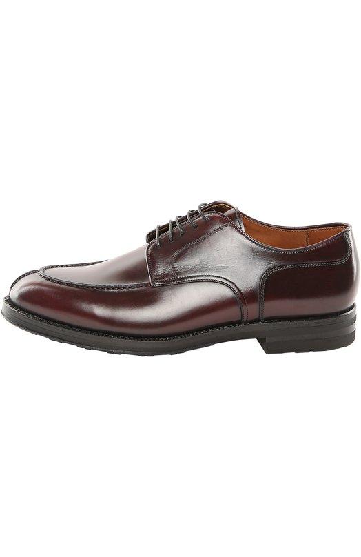 Туфли W.GibbsТуфли<br>Классические туфли с круглым мысом сшиты мастерами марки из гладкой кожи цвета бордо. Модель дополнена квадратным каблуком и рифленой подошвой из многослойной пластичной резины. Обувь прошита нитью в тон.<br><br>Российский размер RU: 42<br>Пол: Мужской<br>Возраст: Взрослый<br>Размер производителя vendor: 42<br>Материал: Кожа натуральная: 100%; Стелька-кожа: 100%; Подошва-резина: 100%;<br>Цвет: Бордовый