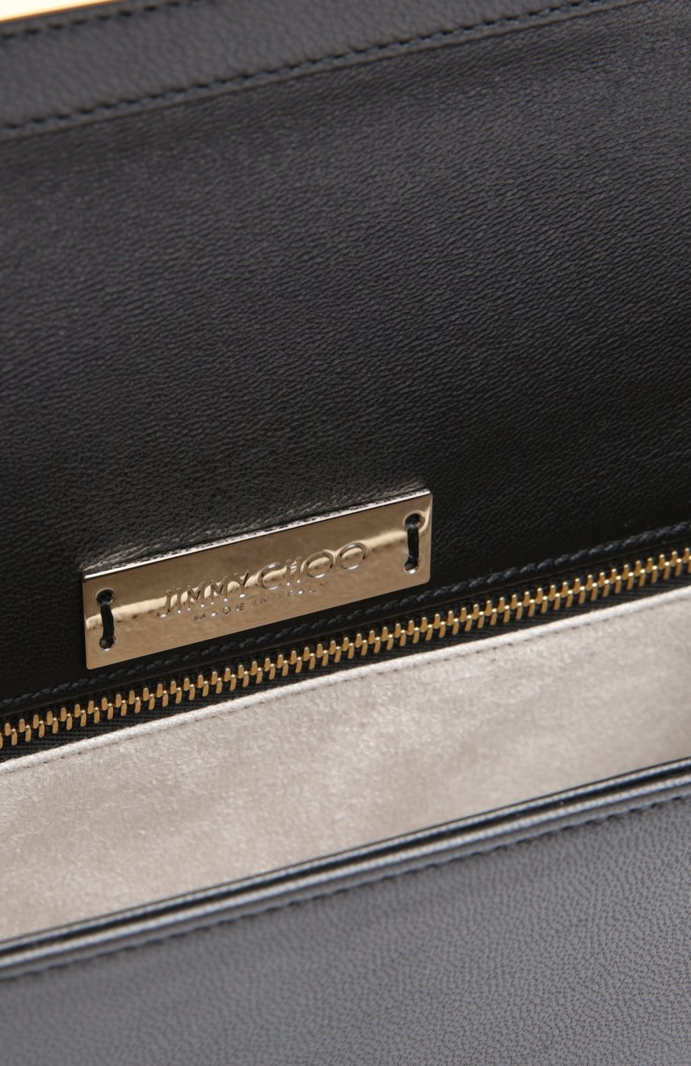 Сумка Jimmy Choo чёрная | Фото №3