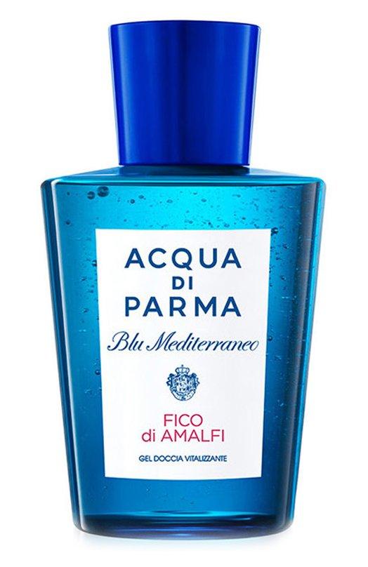 Гель для душа Blu Mediterraneo Fico di Amalfi Acqua di ParmaСредства для душа и ванны<br><br><br>Объем мл: 200<br>Пол: Женский<br>Возраст: Взрослый<br>Цвет: Бесцветный