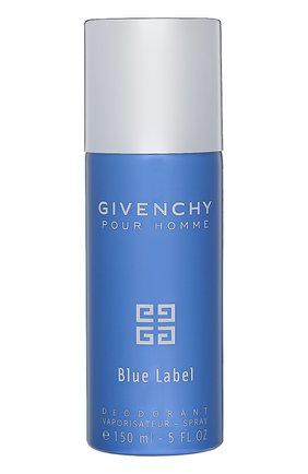 Дезодорант-спрей Givenchy Pour Homme Blue Label  Givenchy | Фото №1