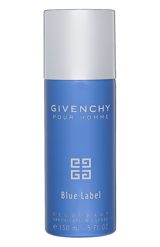 Дезодорант-спрей Givenchy Pour Homme Blue Label P030664