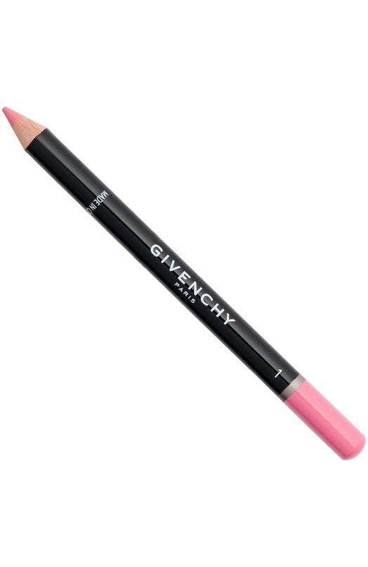 Карандаш для губ Lip Liner №01 Lip Candy GivenchyКарандаши для губ<br><br><br>Объем мл: 0<br>Пол: Женский<br>Возраст: Взрослый<br>Цвет: Бесцветный