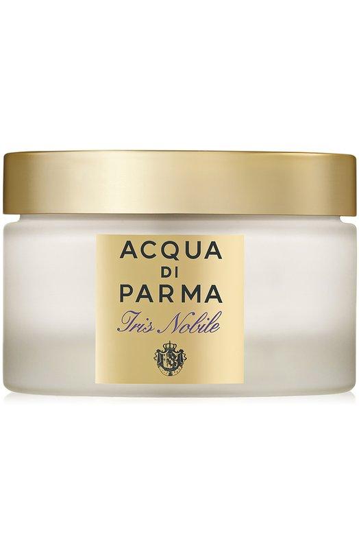 Крем для тела Iris Nobile Acqua di ParmaУвлажнение / Питание<br><br><br>Объем мл: 150<br>Пол: Женский<br>Возраст: Взрослый<br>Цвет: Бесцветный
