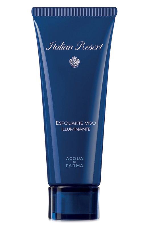 Отшелушивающий скраб для лица Blu Mediterraneo Italian Resort Acqua di Parma 54004ADP