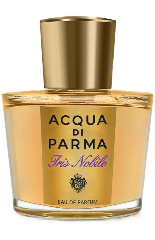 Парфюмерная вода Iris Nobile Acqua di ParmaАроматы для женщин<br><br><br>Объем мл: 50<br>Пол: Женский<br>Возраст: Взрослый<br>Цвет: Бесцветный