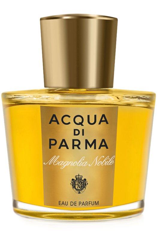 Парфюмерная вода-спрей Magnolia Nobile Acqua di ParmaАроматы для женщин<br><br><br>Объем мл: 100<br>Пол: Женский<br>Возраст: Взрослый<br>Цвет: Бесцветный