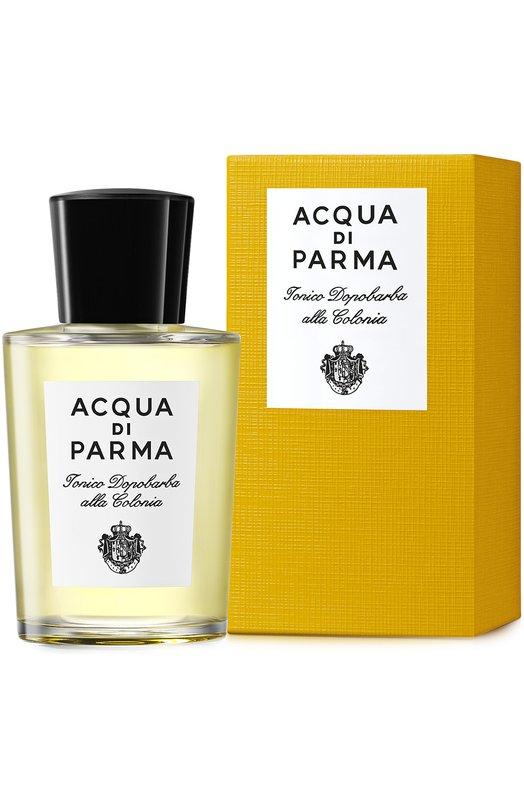 Тоник после бритья Colonia Acqua di ParmaДля бритья<br><br><br>Объем мл: 0<br>Пол: Мужской<br>Возраст: Взрослый<br>Цвет: Бесцветный