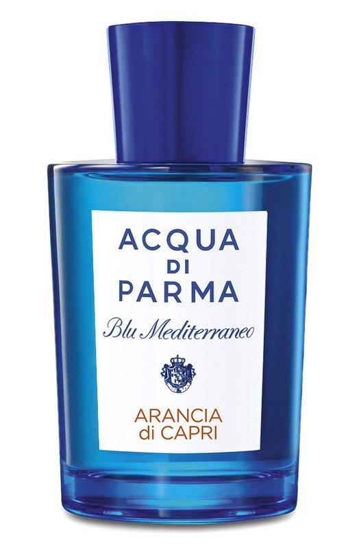 Туалетная вода Blu Mediterraneo Arancia Di Capri Acqua di Parma 57001