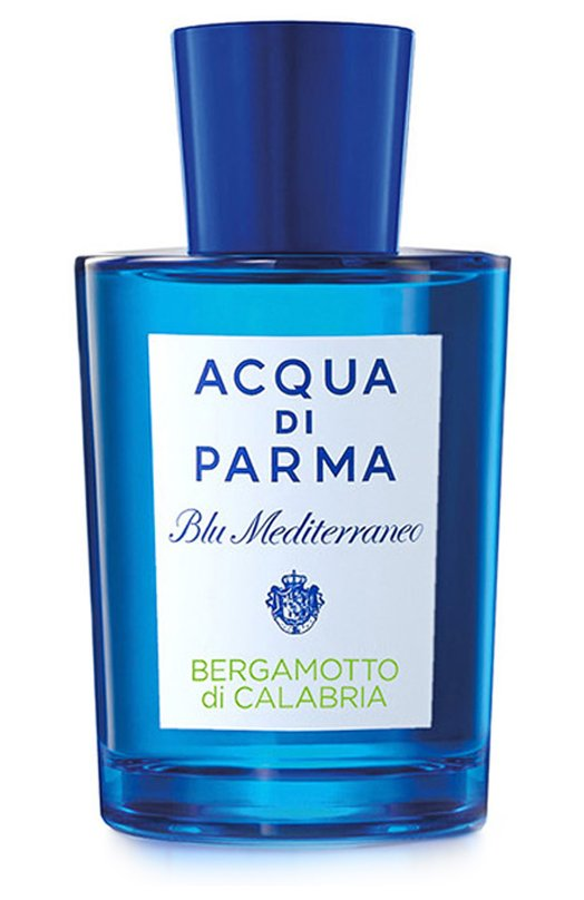Купить Туалетная вода Blu Mediterraneo Bergamotto Di Calabria Acqua di Parma, 57010, Италия, Бесцветный