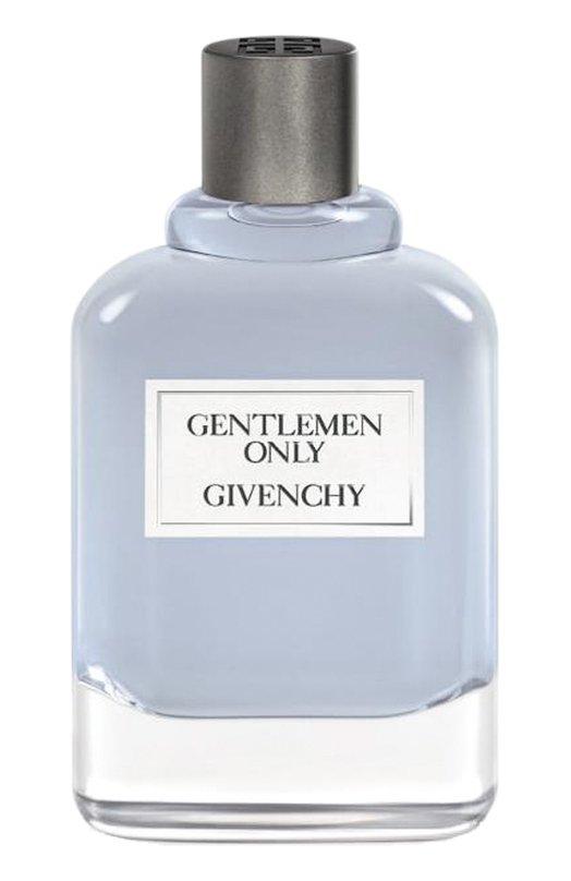 Туалетная вода Gentelmen Only GivenchyАроматы для мужчин<br><br><br>Объем мл: 100<br>Пол: Женский<br>Возраст: Взрослый<br>Цвет: Бесцветный