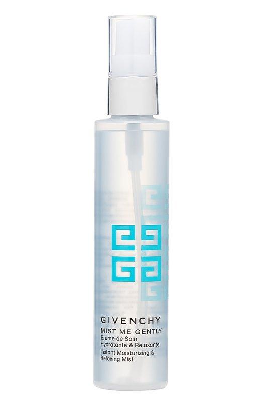 Увлажняющий спрей для лица Mist Me Gently GivenchyТоники / Лосьоны<br><br><br>Объем мл: 100<br>Пол: Женский<br>Возраст: Взрослый<br>Цвет: Бесцветный
