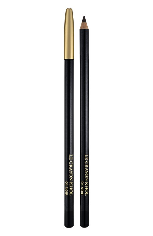 Карандаш для глаз Le Crayon Khol 01 Black LancomeКарандаши для глаз<br><br><br>Объем мл: 0<br>Пол: Женский<br>Возраст: Взрослый<br>Цвет: Бесцветный
