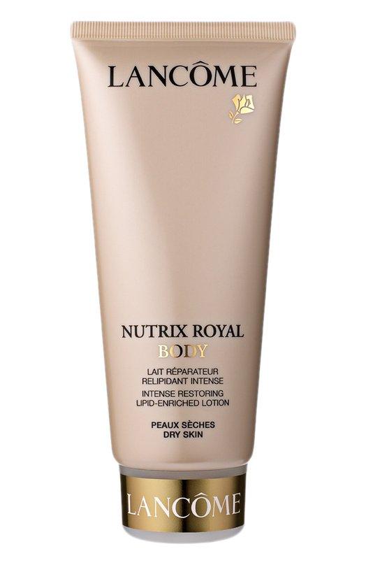 Крем для тела Nutrix Royal Body LancomeУвлажнение / Питание<br><br><br>Объем мл: 200<br>Пол: Женский<br>Возраст: Взрослый<br>Цвет: Бесцветный