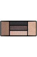 Палетка теней для век Hypnose Star Eyes 5 Color Palette №1 Brun Adore