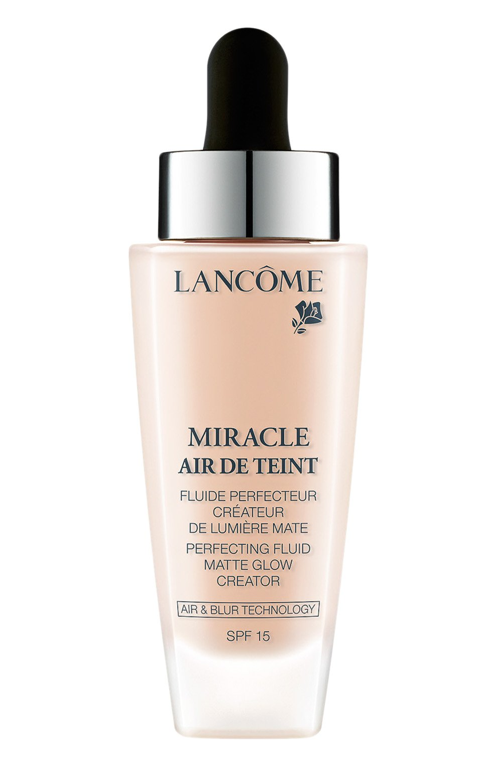 Тональный крем Miracle Air De Teint 02 Lys Rose Lancome | Фото №1