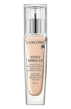 Тональный крем Teint Miracle 010 Beige Porcelain Lancome #color# | Фото №2