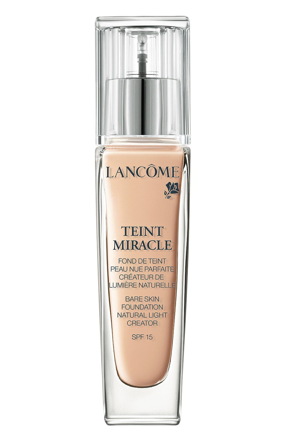 Тональный крем Teint Miracle 04 Beige Natural Lancome | Фото №1