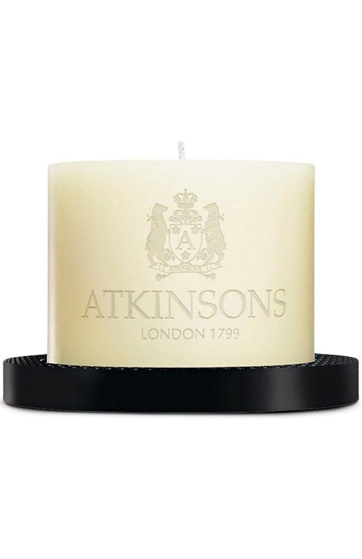 Ароматическая свеча Hyde Park Bouquet AtkinsonsАроматы<br><br><br>Пол: Женский<br>Возраст: Взрослый<br>Размер производителя vendor: NS<br>Цвет: Бесцветный