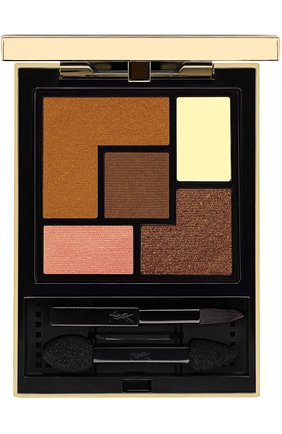 Палетка теней для век Couture Palette Summer Collection 12 Mauresques YSL #color# | Фото №1