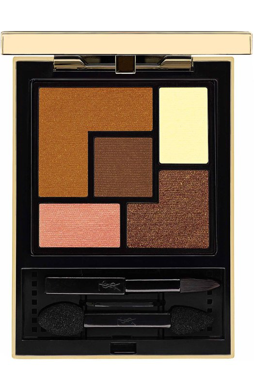Палетка теней для век Couture Palette Summer Collection 12 Mauresques YSL 3614270081927