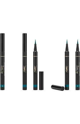 Подводка для глаз Eyeliner Effet Faux Cils Shocking 4 Deep Green
