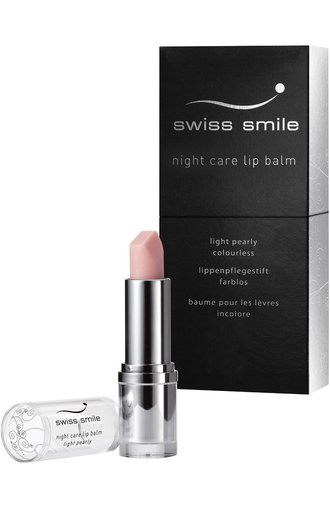 Бальзам для губ Night Care Lip Balm Swiss Smile #color# | Фото №1