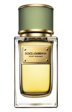Парфюмерная вода Velvet Collection Bergamot  Dolce & Gabbana | Фото №1