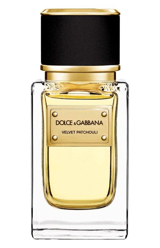 Парфюмерная вода Velvet Collection Patchouli Dolce  Gabbana 0737052497259