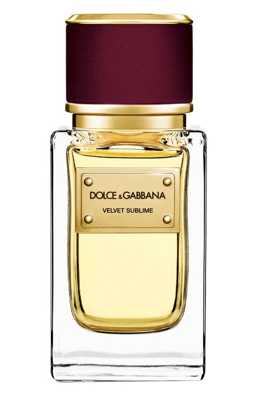 Купить Парфюмерная вода Velvet Collection Sublime Dolce & Gabbana, 737052497105, Великобритания, Бесцветный