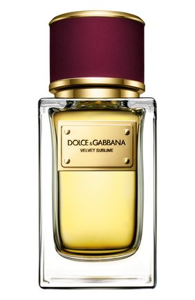 Парфюмерная вода Velvet Collection Sublime Dolce & Gabbana | Фото №1