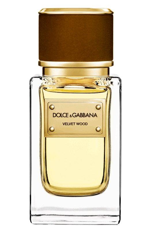 Парфюмерная вода Velvet Collection Wood Dolce &amp; GabbanaАроматы для женщин<br><br><br>Объем мл: 150<br>Пол: Женский<br>Возраст: Взрослый<br>Цвет: Бесцветный