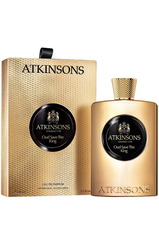 Парфюмерная вода Oud Save The King AtkinsonsАроматы для женщин<br><br><br>Объем мл: 100<br>Пол: Женский<br>Возраст: Взрослый<br>Цвет: Бесцветный