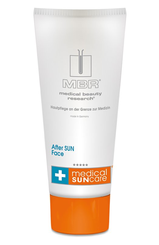 Успокаивающий гель для лица Medical Sun Care After Sun Medical Beauty Research 1830/MBR