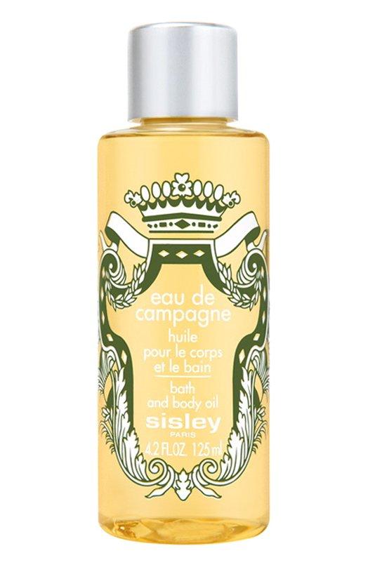 Масло для ванны Eau De Campagne SisleyСредства для душа и ванны<br><br><br>Объем мл: 125<br>Пол: Женский<br>Возраст: Взрослый<br>Цвет: Бесцветный