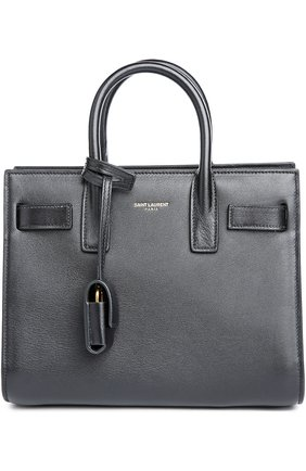 Сумка Sac De Jour Saint Laurent синяя | Фото №4