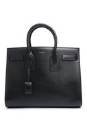 Сумка Sac De Jour Saint Laurent чёрная | Фото №1