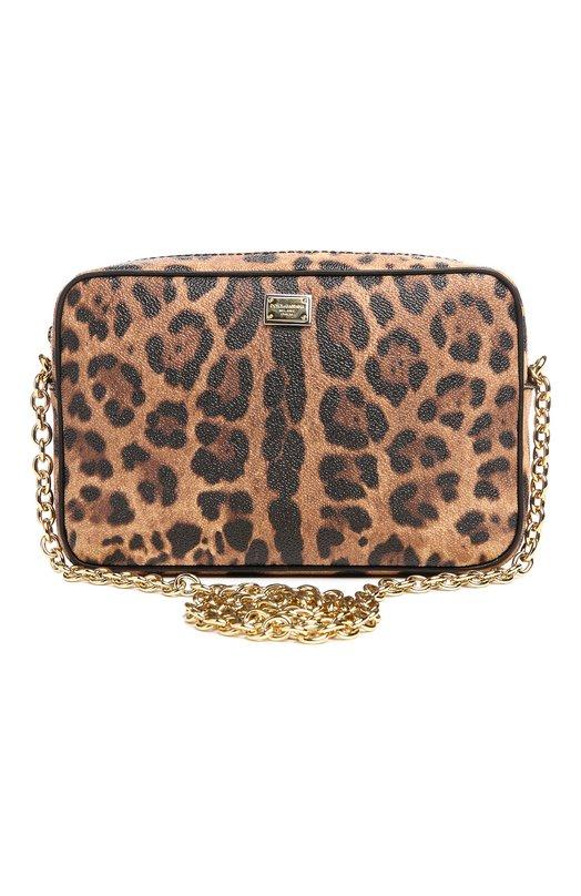 Сумка с принтом на цепочке Dolce & Gabbana 0116/BB5670/A7158