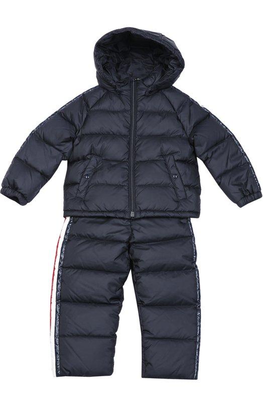 Куртка с комбинезоном Moncler Enfant A2-951-70311-05-54654