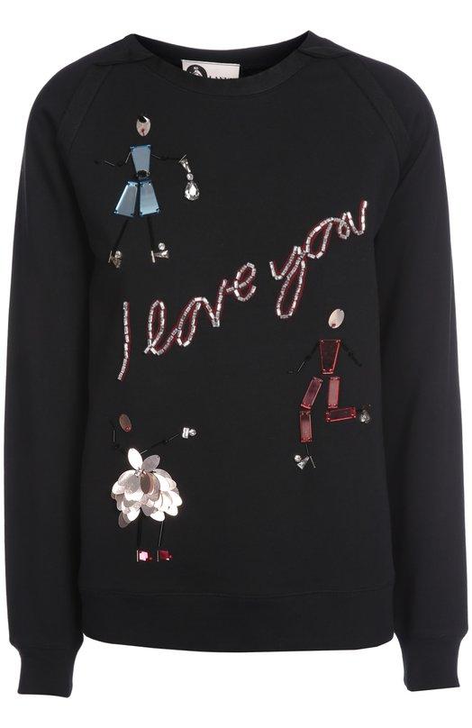Пуловер джерси Lanvin RW-T0015A-TS02-A15