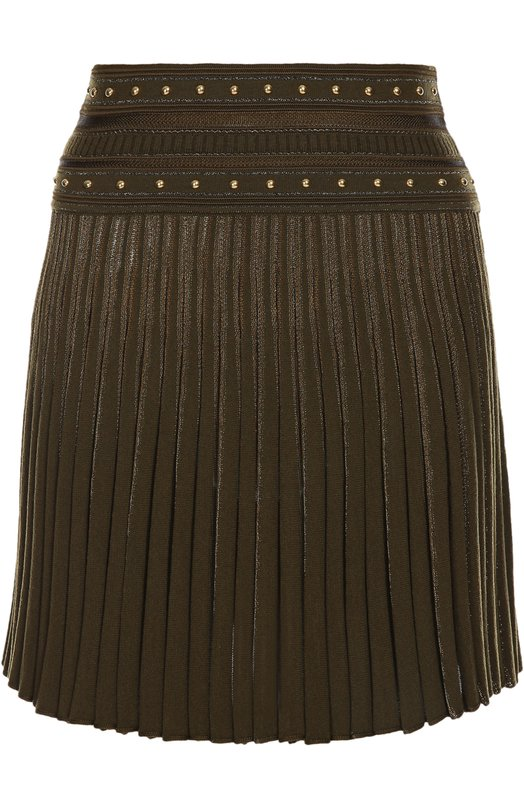 Вязаная юбка Roberto Cavalli BQM345/MR001