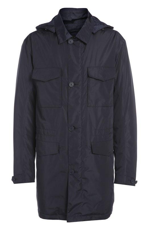 Куртка с капюшоном Z Zegna VH017ZZ244