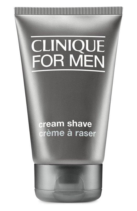 Крем для бритья CliniqueДля бритья<br>Густой крем для бритья Clinique сделает бритье невероятно легким и комфортным. Он смягчает кожу приподнимает щетинки, что значительно облегчает скольжение бритвы, исключая раздражения и неприятные ощущения. Успокаивает кожу в процессе бритья и после, помогает предотвратить порезы.<br><br>Объем мл: 125<br>Пол: Мужской<br>Возраст: Взрослый<br>Цвет: Бесцветный