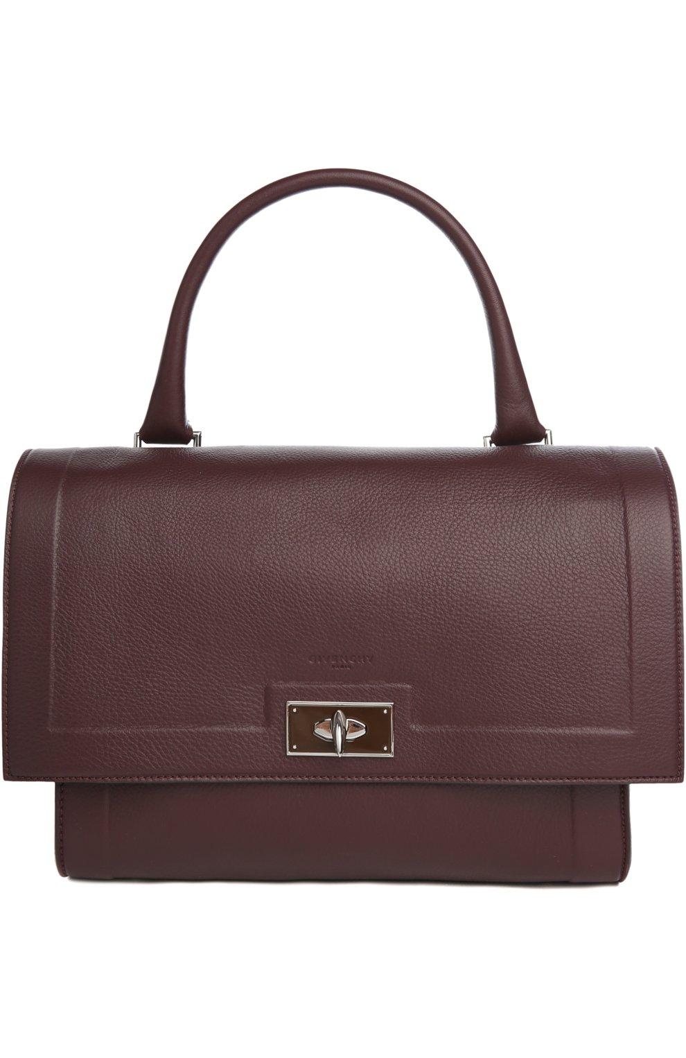 Женская бордовая сумка shark GIVENCHY — купить за 89950 руб. в ... 0ea3c9568f4