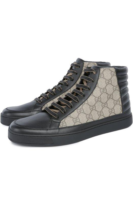 Кеды Gucci 386740/A9LN0