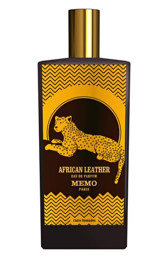 Парфюмерная вода African Leather Memo #color# | Фото №1