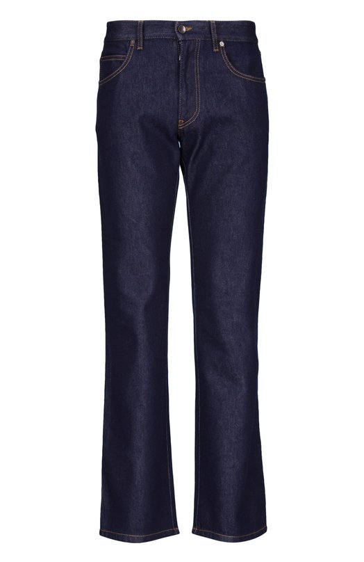 Джинсы Giorgio ArmaniДжинсы<br>Мастера марки, основанной Джорджио Армани, сшили темно-синие джинсы из плотного хлопка с добавлением мягкой шерсти. Задние карманы дополнены декоративной строчкой. Рекомендуем носить с пуловером, бежевым пальто и белыми кроссовками.<br><br>Российский размер RU: 46<br>Пол: Мужской<br>Возраст: Взрослый<br>Размер производителя vendor: 31<br>Материал: Хлопок: 70%; Шерсть: 30%;<br>Цвет: Темно-синий