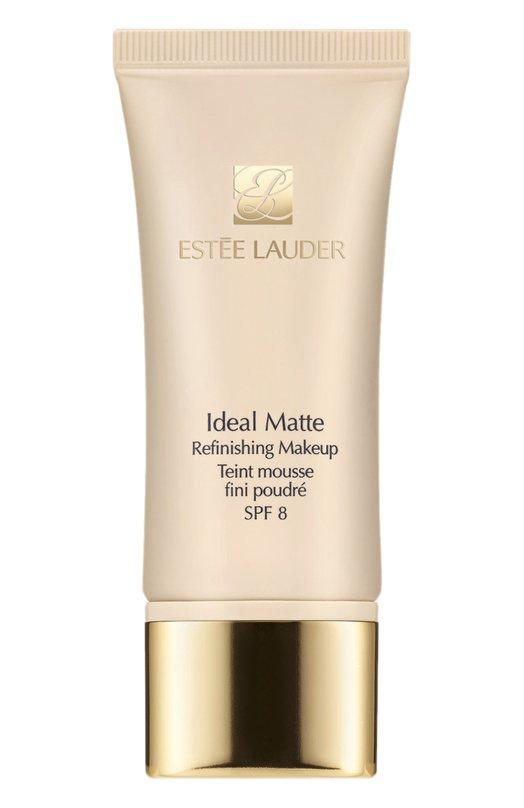 Матирующая крем-пудра Ideal Matte Refinishing Makeup Fresco Est?e LauderПудры<br>Подарок за покупку средств Est?e Lauder на сумму от 9500 р.<br><br>Объем мл: 30<br>Пол: Женский<br>Возраст: Взрослый<br>Цвет: Бесцветный