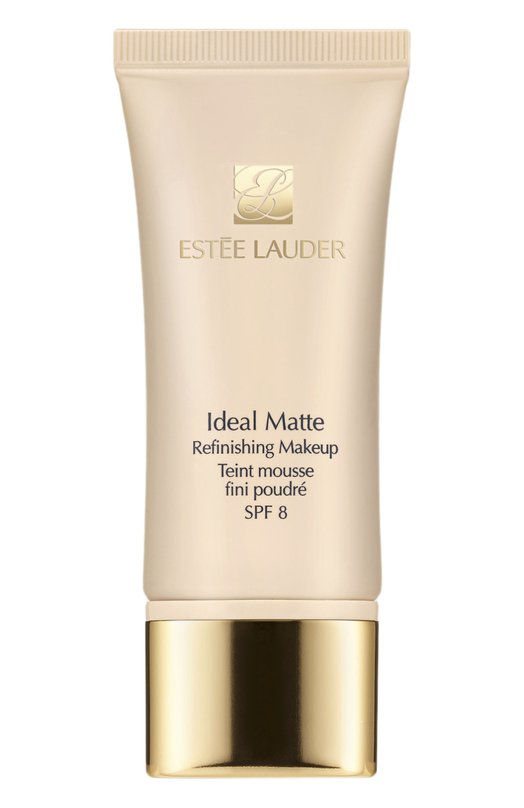 Матирующая крем-пудра Ideal Matte Refinishing Makeup Outdoor Beige Estee Lauder 1X74-03