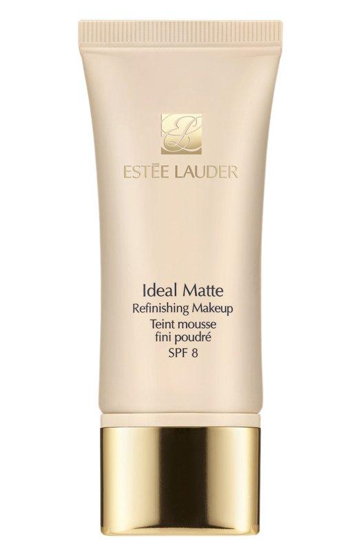 Матирующая крем-пудра Ideal Matte Refinishing Makeup Pale Almond Est?e LauderПудры<br>Подарок за покупку средств Est?e Lauder на сумму от 9500 р.<br><br>Объем мл: 30<br>Пол: Женский<br>Возраст: Взрослый<br>Цвет: Бесцветный